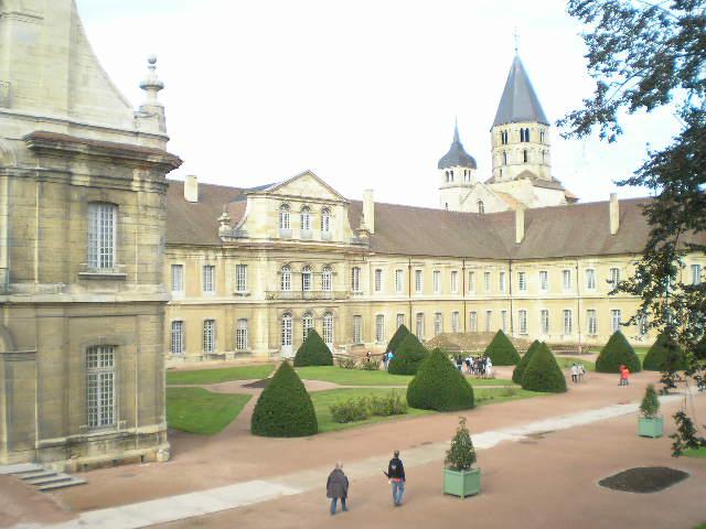 Abbey de Cluny