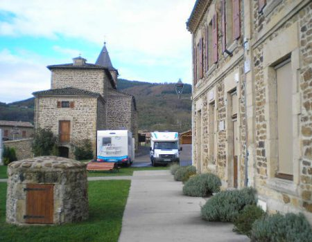 Winter wine tasting in the Maconnais and Beaujolais wine regions