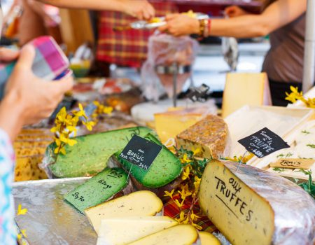 Food and Wine Festivals of France