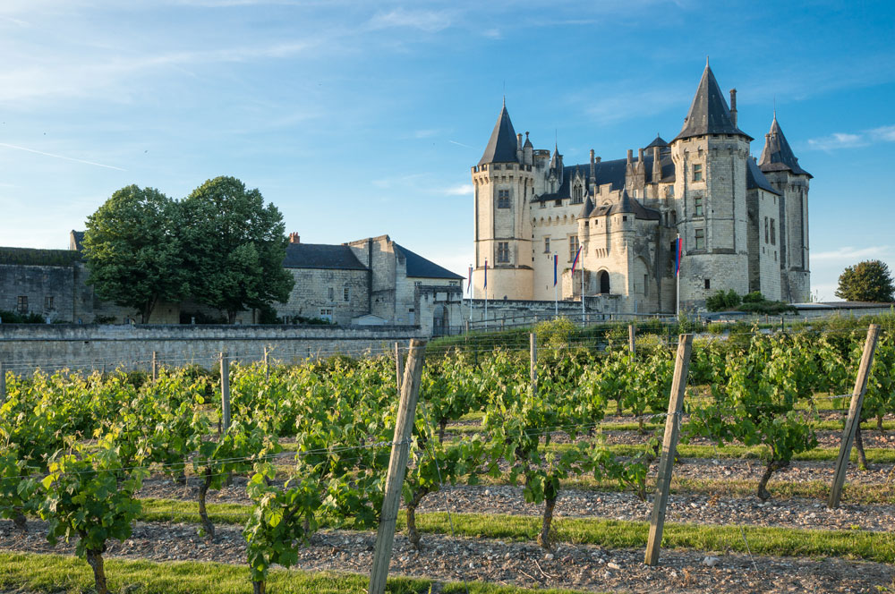 The Loire Valley - Food and Wine Festivals of France