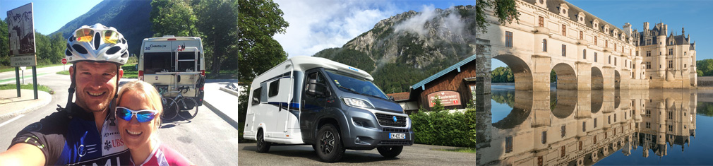 france motorhome hire previous trips 2