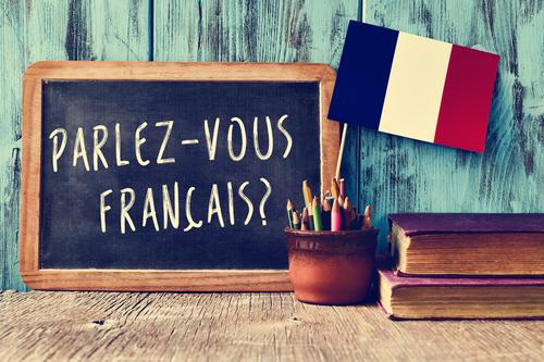 Parlez-vous Français? Do you speak French?