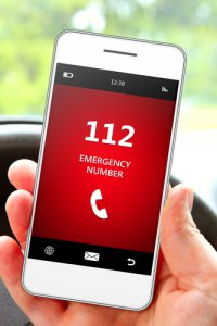 Europe Emergency telephone number