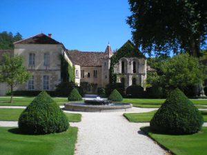 Burgundy Abbey de Fontenay