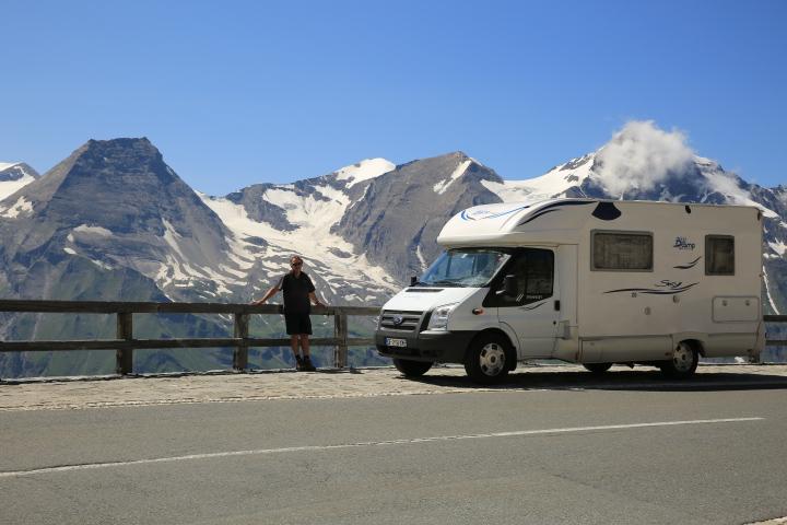 Tour of the mountains