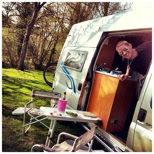 Campervan trip