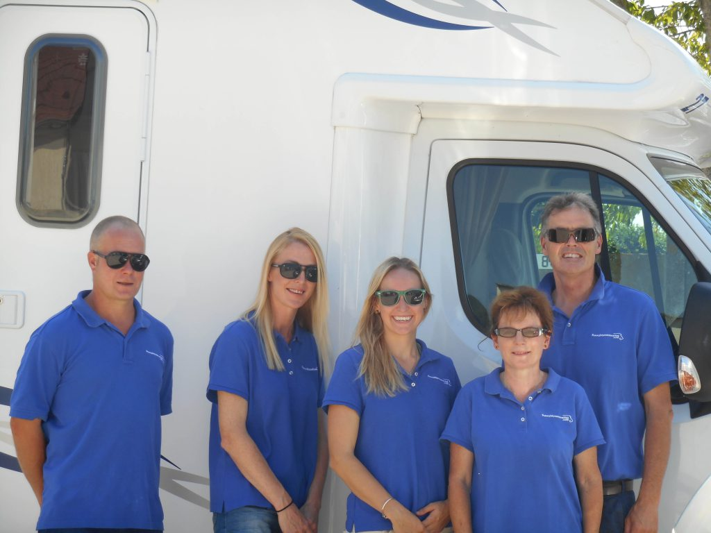 France Motorhome Hire Team