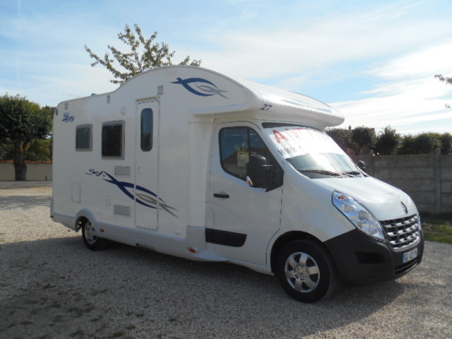 Blucamp Sky 20 motorhome for sale