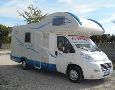 Ex-rental campervans for sale in France