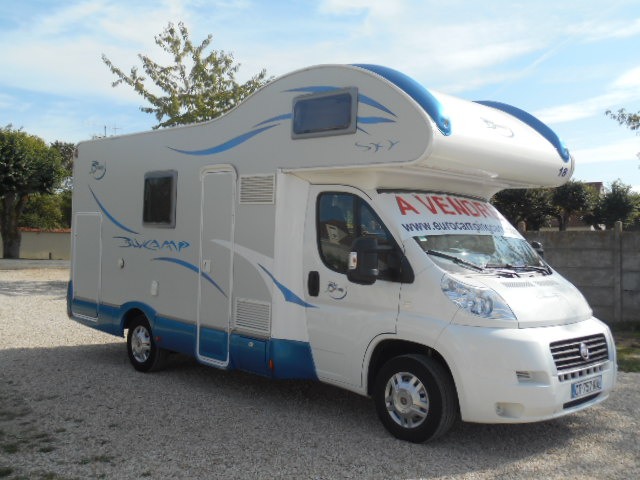 Blucamp Sky 51 motorhome for sale