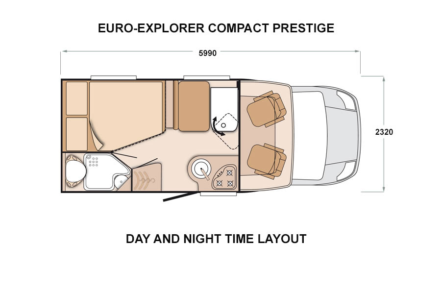 EURO-EXPLORER PRESTIGE DAYNIGHT