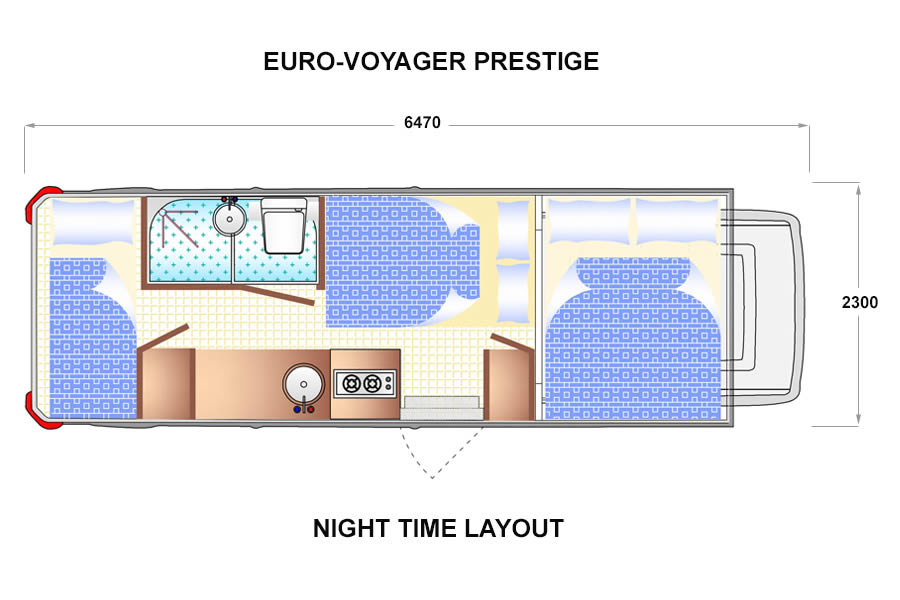 EURO-VOYAGER PRESTIGE NIGHT