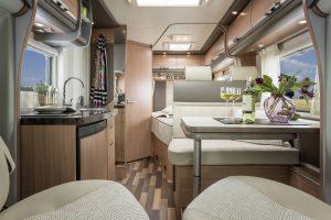 Euro-explorer compact prestige luxury dinette