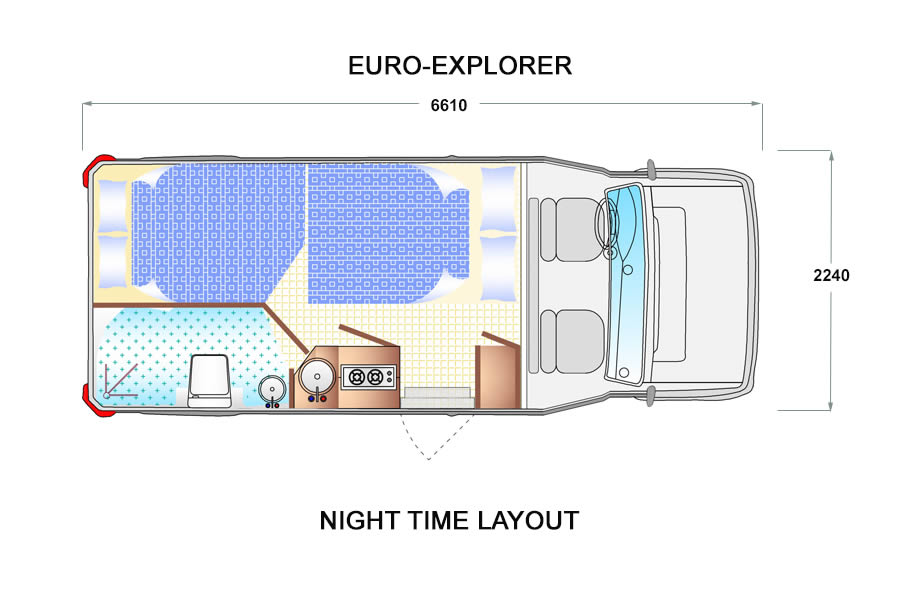 EURO-EXPLORER NIGHT