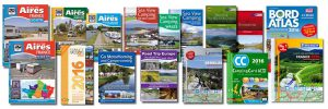 Vicarious books, great guide books for campervan trips