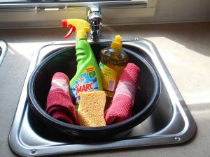 Fresh cleaning kit every time
