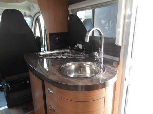 The Euro-Explorer Compact Prestige Kitchen