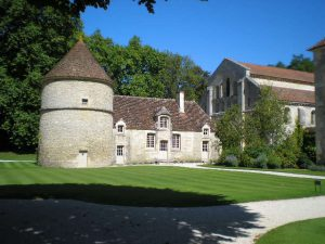 The Abbey of Fontenay, Burgundy