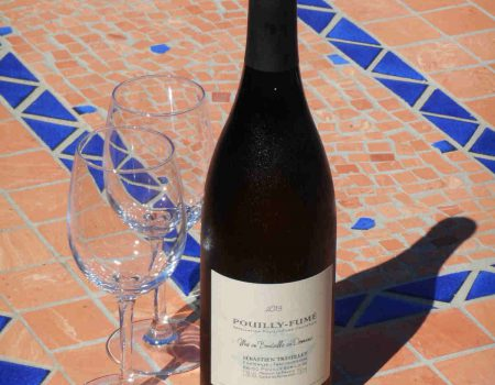 Try this Loire Valley wine on your campervan trip, you'll love it