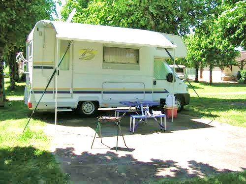 New English-owned campsite open all year