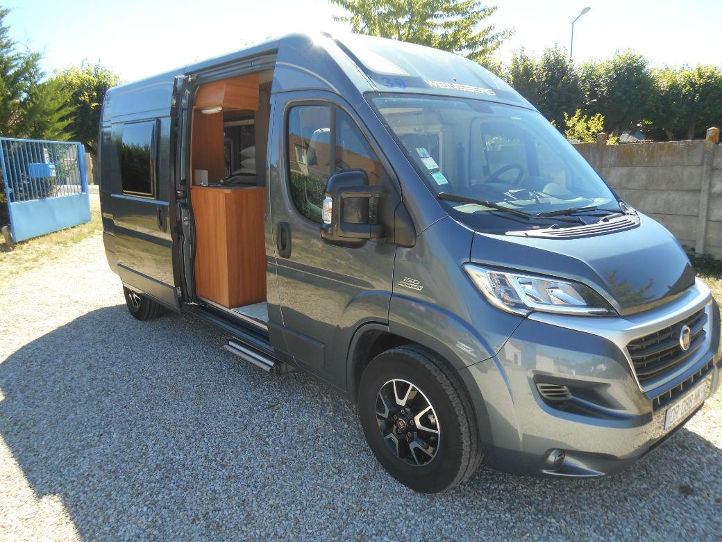 Camper Vans For Sale >> Euro Traveller Prestige Campervan For Sale Small France