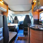Euro-Explorer Compact Prestige motorhome view from back