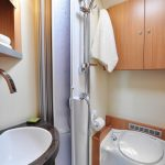 Euro-Explorer Compact Prestige motorhome bathroom
