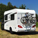 Euro-Explorer Compact Prestige motorhome rear view