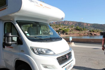 Runner up in the 2016 France Motorhome Hire Photo Competition
