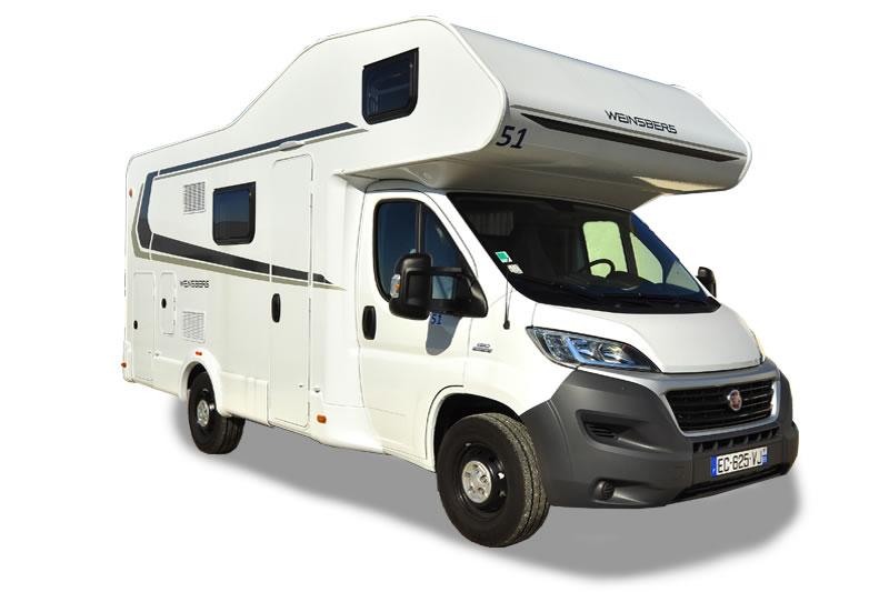 Euro-Voyager Prestige motorhome