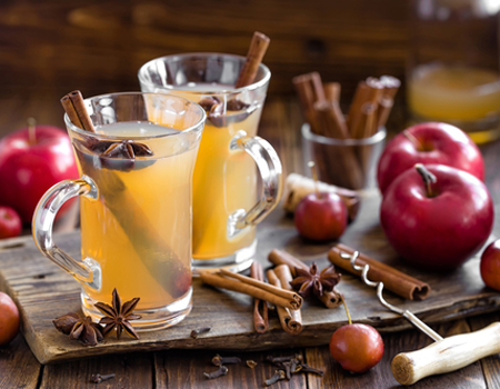 Never mind mulled wine, try my mulled cider recipe