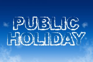 French public holiday dates in 2017