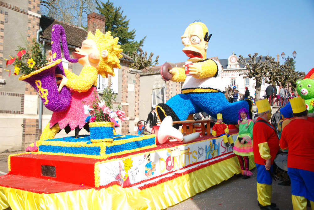 Spring Is A Great Time To Visit France As It Leaps In To Carnival Season