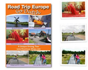 Vicarious books - great European guides and books for motorhome travellers