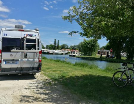 Wild Camping in France for Motorhomes and Campervans!