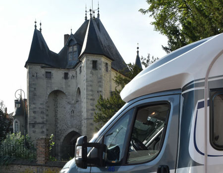 A great way to find motorhome friendly places to stay