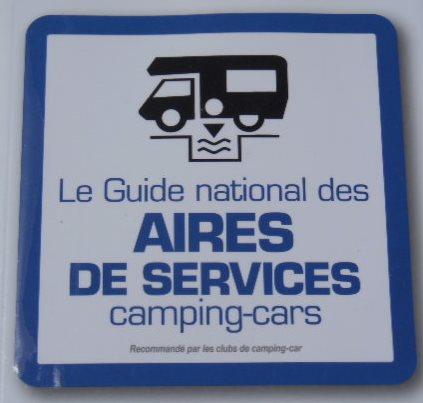 Aires de Services sign