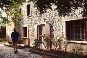 A typical Provence home