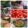 Tour de Faure Market Collage