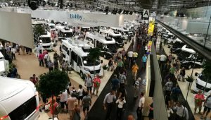 The Dusseldorf Motorhome Show