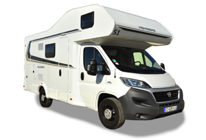 Euro-Traveller Campervan