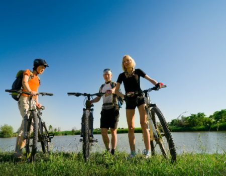 Why the Loire Valley is one of the best regions of France for a combined cycling and motorhome trip