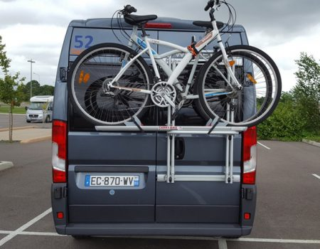 Why bikes are a must-have for the best motorhome trip ever