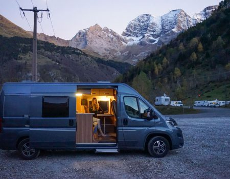 7 Reasons to book your motorhome or campervan trip during the low season