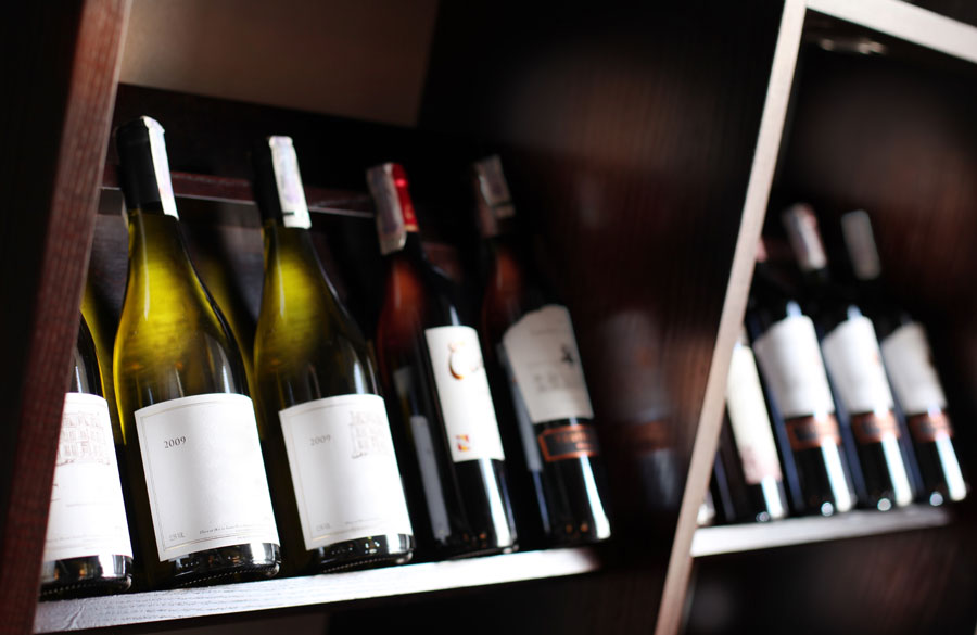 trio of wine motorhome offer