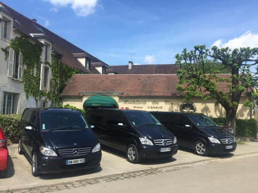 Paris transfer service to France Motorhome Hire