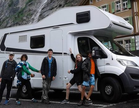 Is a motorhome trip in France a luxury or a budget break?