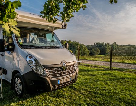 DISCOUNTS FOR CAMPERVAN CONVOYS THIS AUTUMN!