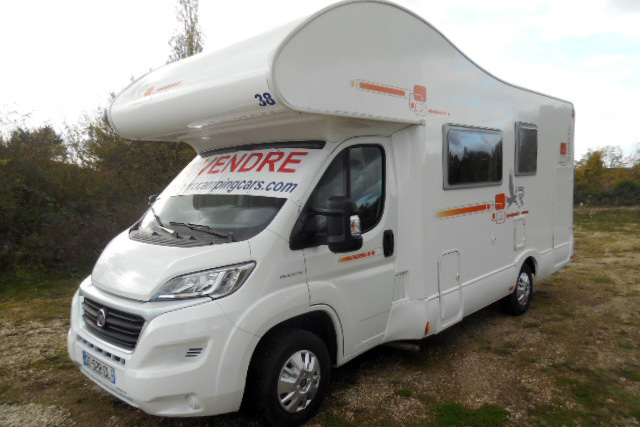 FMH38 used motorhome currently for sale