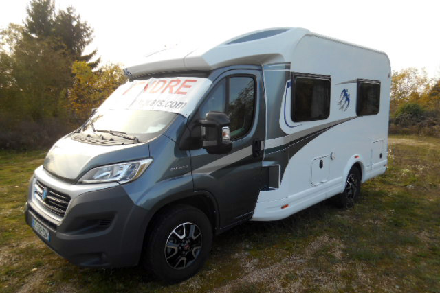 FMH46 used motorhome currently for sale